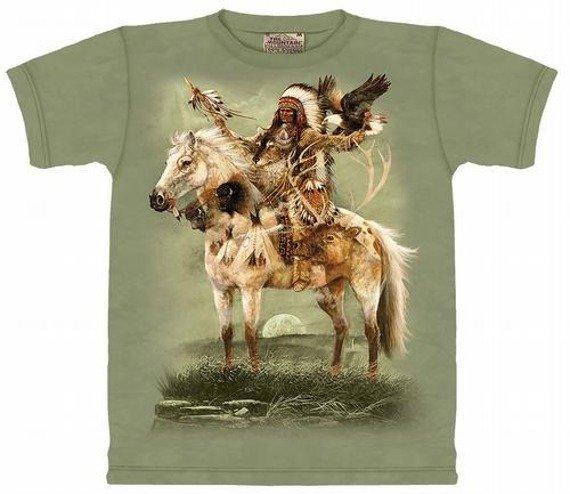 koszulka THE MOUNTAIN - SPIRIT