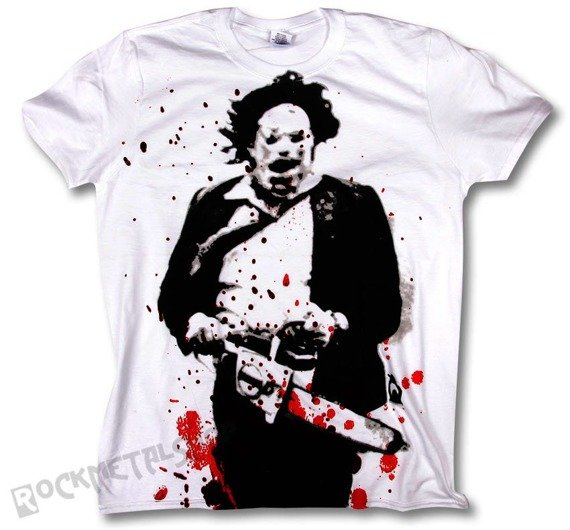 koszulka THE TEXAS CHAINSAW MASSACRE  - LEATHERFACE