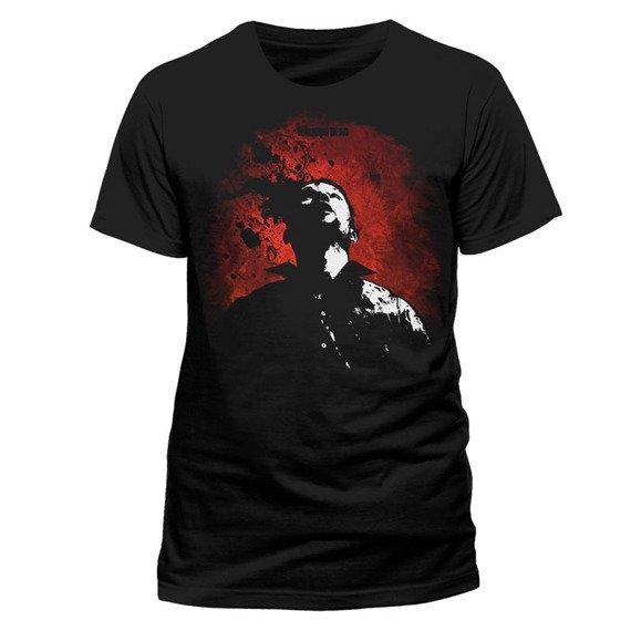 koszulka THE WALKING DEAD - SHOT TO THE DEAD