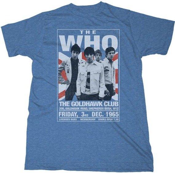 koszulka THE WHO - GOLDHAWK