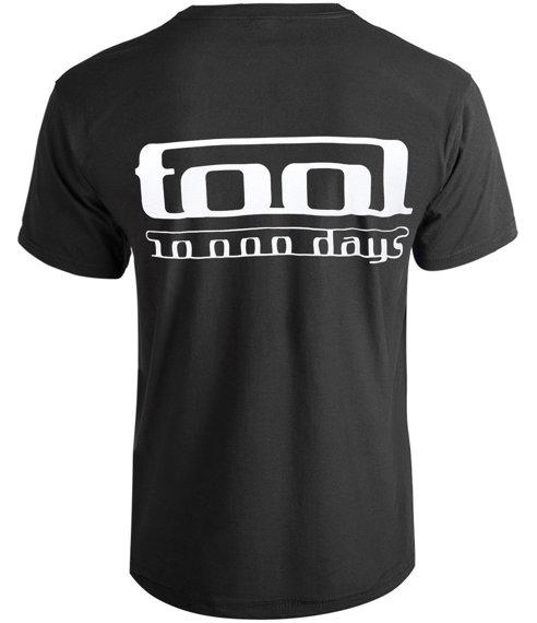 koszulka TOOL - 10 000 DAYS