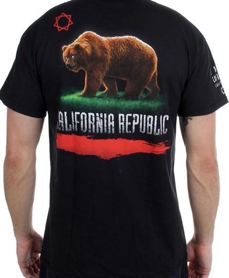 koszulka TOOL - CALIFORNIA REPUBLIC
