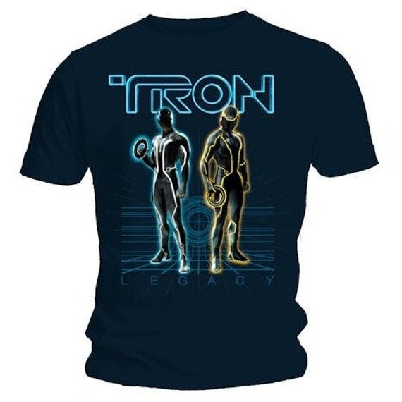 koszulka TRON - CHARACTERS
