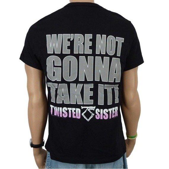 koszulka TWISTED SISTER - WE RE NOT GONNA TAKE IT