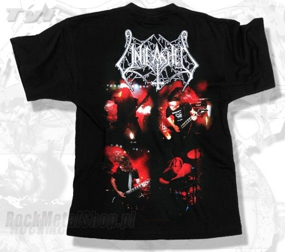 koszulka  UNLEASHED - DEATH METAL VICTORY