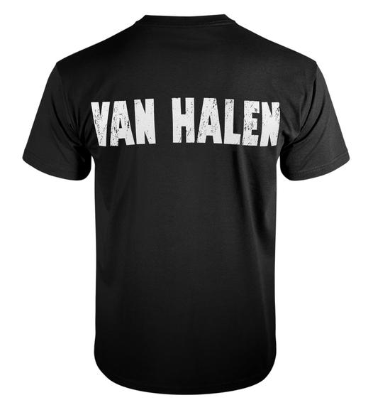 koszulka VAN HALEN - 5150