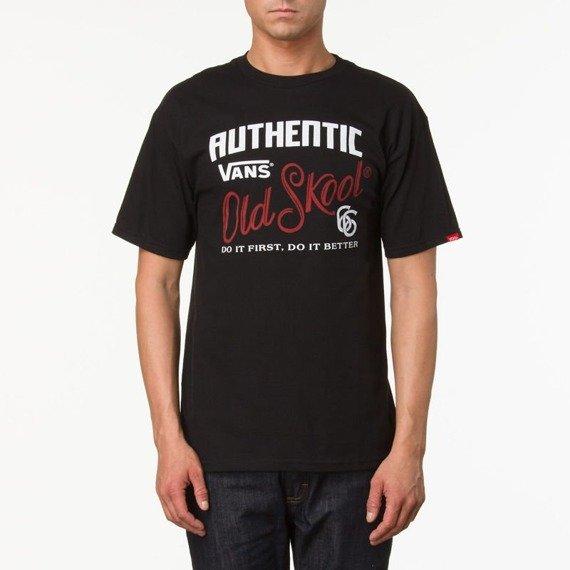 koszulka VANS - FIRST AND BETTER BLACK