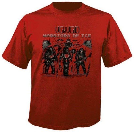 koszulka VOIVOD - WARRIORS OF ICE