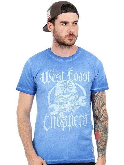 koszulka WEST COAST CHOPPERS - WTF-FTW VINTAGE