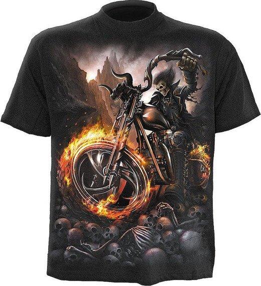 koszulka WHEELS OF FIRE