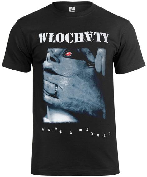 koszulka WŁOCHATY - BUNT I MIŁOŚĆ