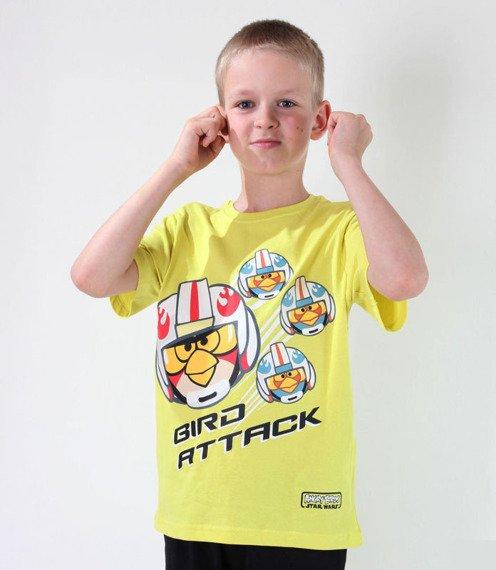 koszulka dziecięca ANGRY BIRDS STAR WARS - BIRD ATTACK