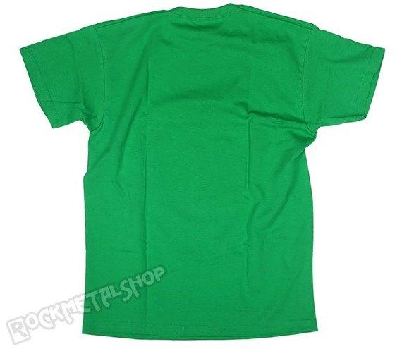 koszulka dziecięca BLACK ICON - TOM AND JERRY zielona