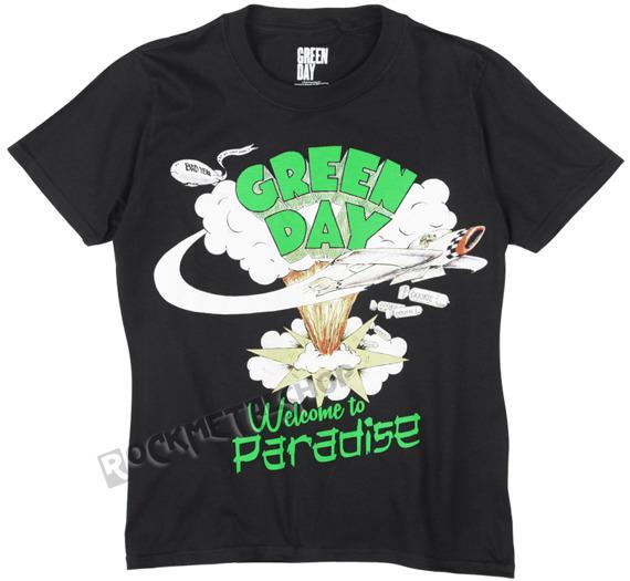 koszulka dziecięca GREEN DAY - WELCOME TO PARADISE