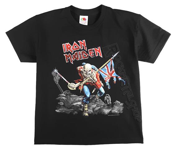 koszulka dziecięca IRON MAIDEN - TROOPER