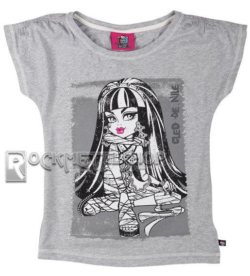 koszulka dziecięca MONSTER HIGH - CLEO DE NILE dla dziewczynki