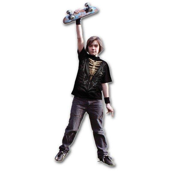 koszulka dziecięca SPIRAL - UNZIPPED