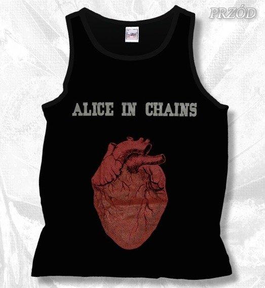 koszulka na ramiączkach ALICE IN CHAINS - BLACK GIVES WAY TO BLUE