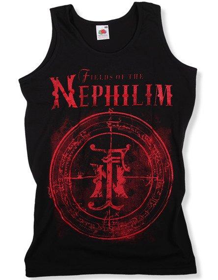 koszulka na ramiączkach FIELDS OF THE NEPHILIM