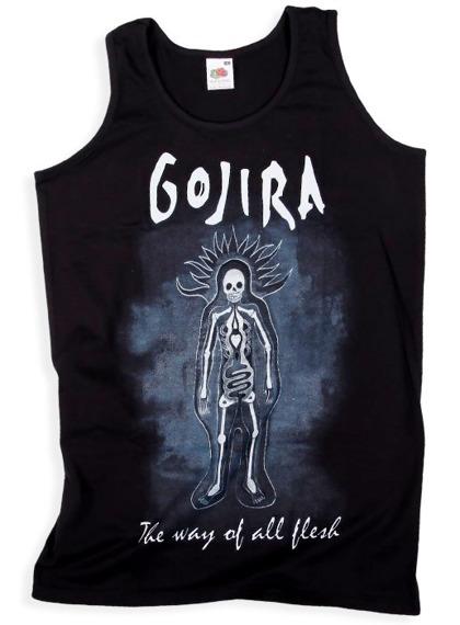 koszulka na ramiączkach GOJIRA - THE WAY OF ALL FLESH