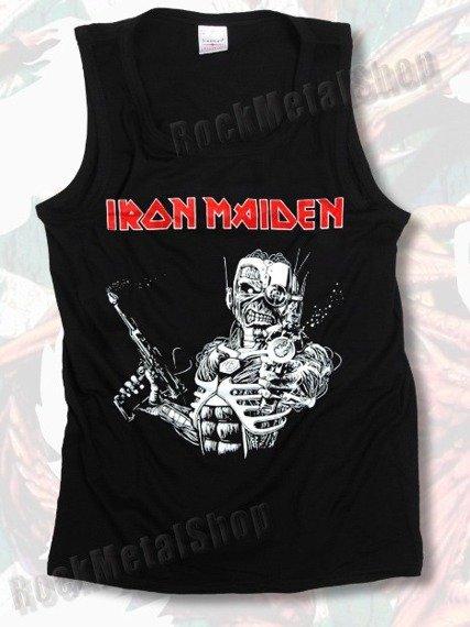 koszulka na ramiączkach IRON MAIDEN - EDDIE