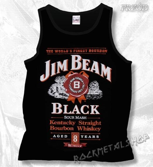 koszulka na ramiączkach JIM BEAM