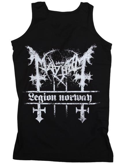 koszulka na ramiączkach MAYHEM - LEGION NORWAY