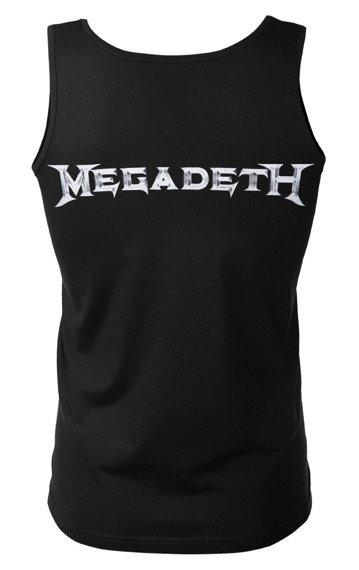 koszulka na ramiączkach MEGADETH - SO FAR, SO GOOD... SO WHAT?