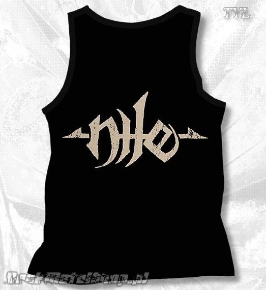 koszulka na ramiączkach NILE - LOGO