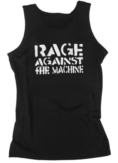 koszulka na ramiączkach RAGE AGAINST THE MACHINE