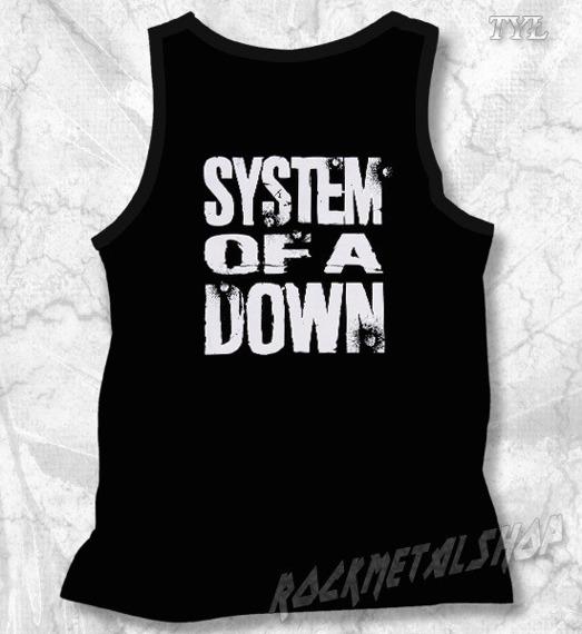 koszulka na ramiączkach SYSTEM OF A DOWN