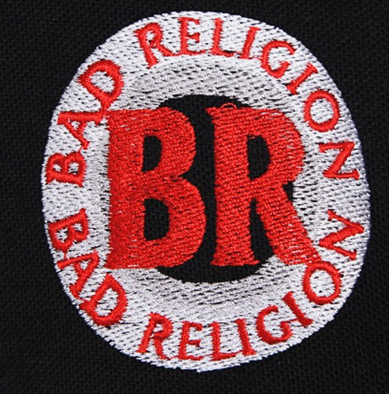 koszulka polo BAD RELIGION