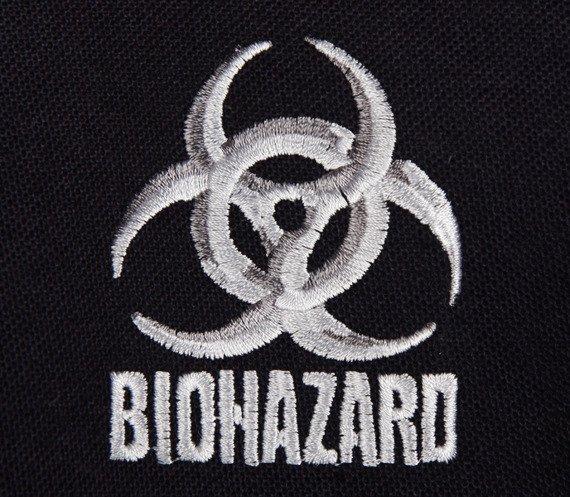 koszulka polo BIOHAZARD
