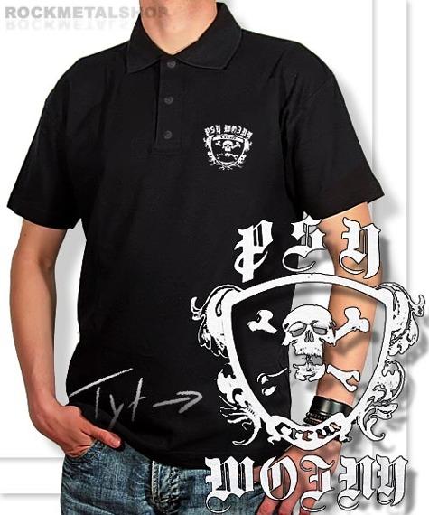koszulka polo PSY WOJNY