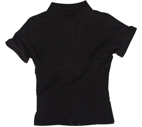 koszulka polo damska SKULLS