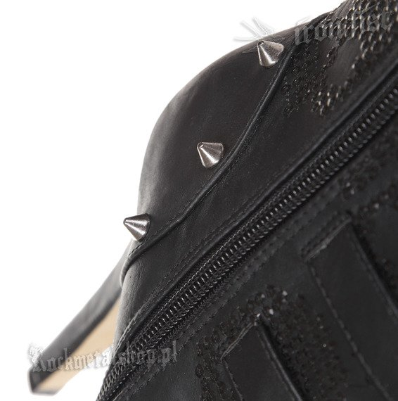 kozaczki IRON FIST - NEW RIDER TALLER PLATFORM (BLACK)