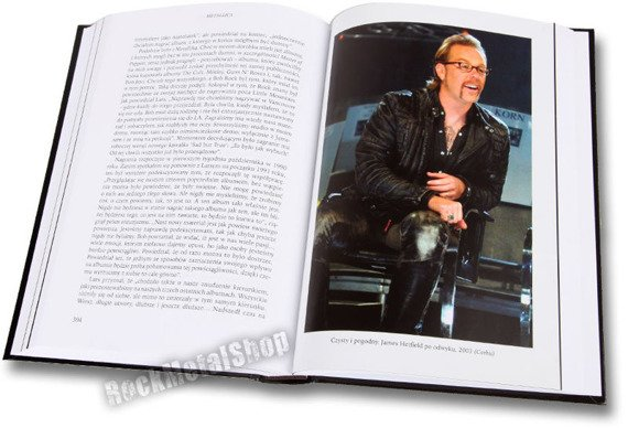 książka METALLICA - ENTER NIGHT (biografia) autor: Mick Wall