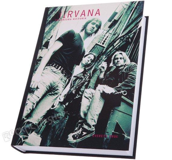 książka NIRVANA - PRAWDZIWA HISTORIA Everett True