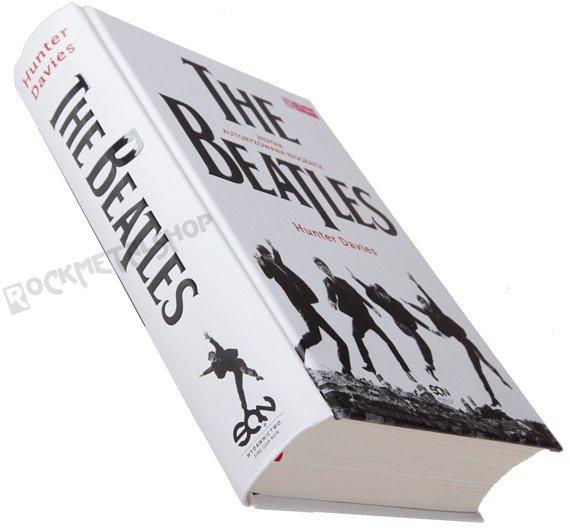 książka THE BEATLES - JEDYNA AUTORYZOWANA BIOGRAFIA autor: Hunter Davies