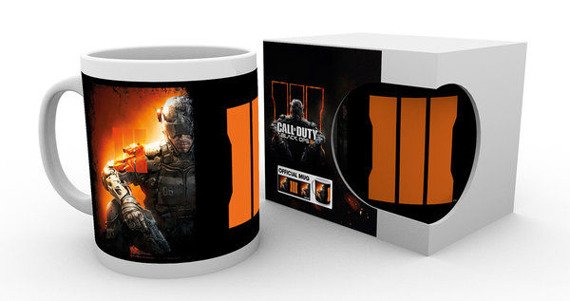 kubek CALL OF DUTY BLACK OPS 3 - BLACK OPS 3