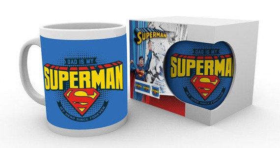 kubek SUPERMAN - DAD IS SUPERMAN