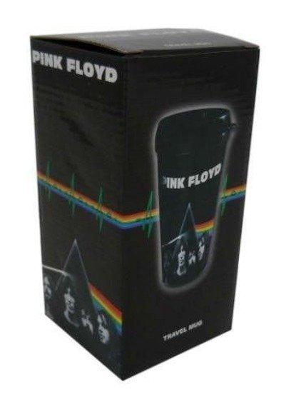 kubek podróżny PINK FLOYD - BAND & PRISM