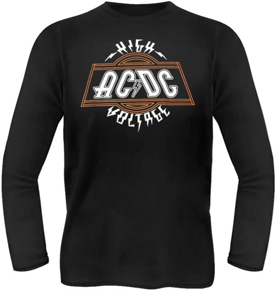 longsleeve AC/DC - HIGH VOLTAGE
