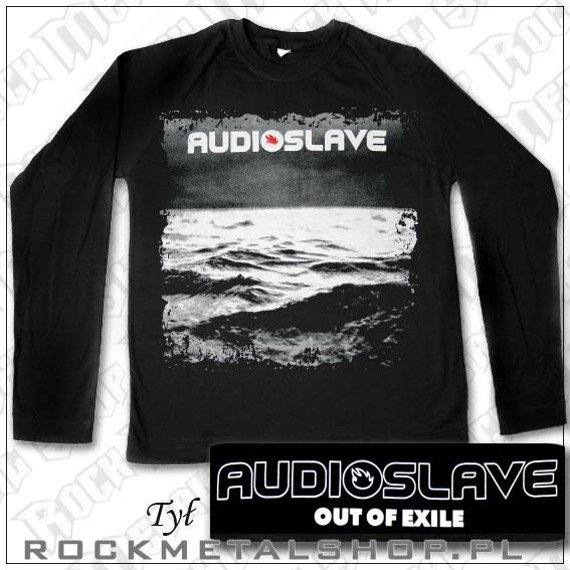 longsleeve AUDIOSLAVE - OUT OF EXILE