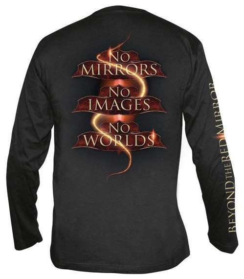 longsleeve BLIND GUARDIAN - BEYOND THE RED MIRROR