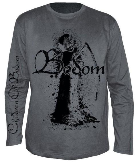 longsleeve CHILDREN OF BODOM - BODOM