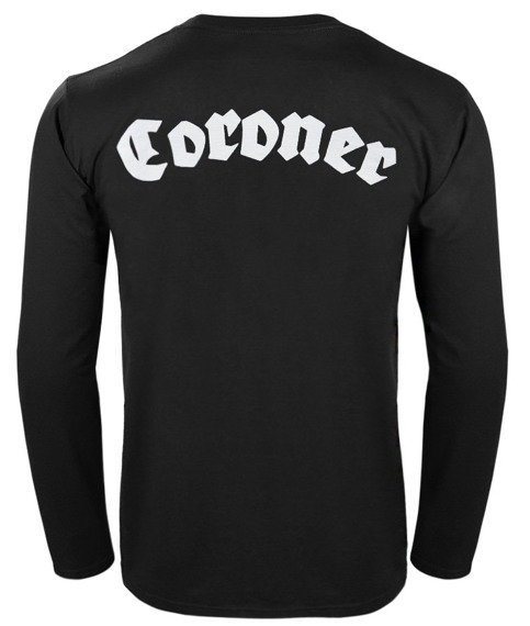 longsleeve CORONER - PUNISHMENT FOR DECADENCE