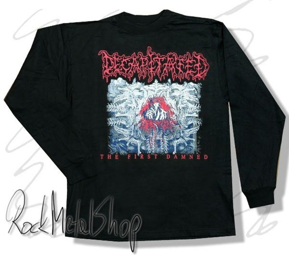 longsleeve DECAPITATED - THE FIRST DAMNED