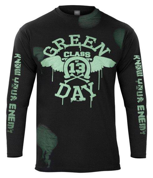 longsleeve GREEN DAY - CLASS OF 13