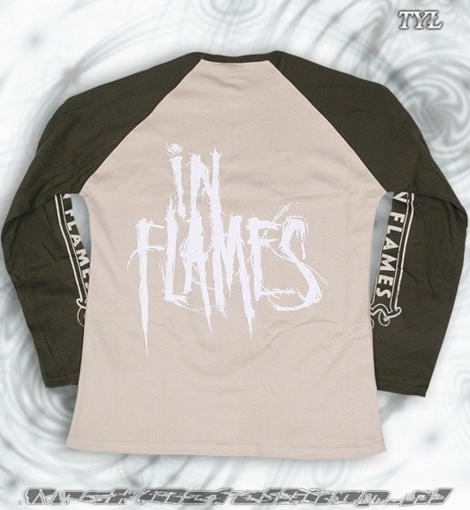 longsleeve IN FLAMES - WWW.INFLAMES.COM